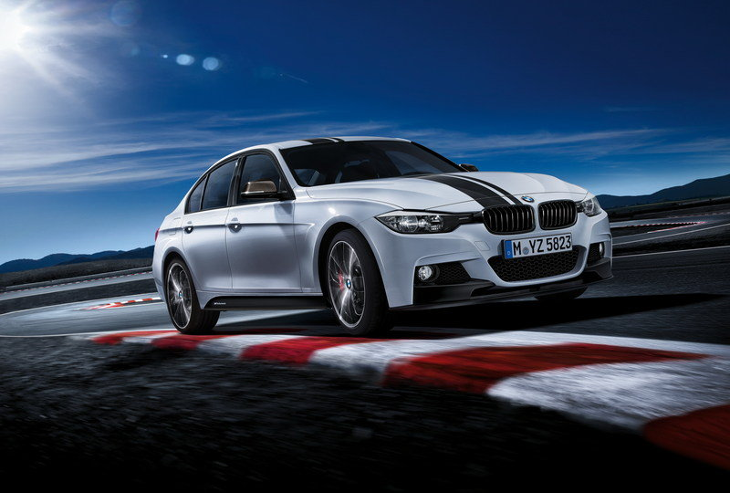 2014 BMW 3 Series Sedan M Performance Edition