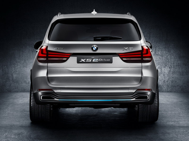 2014 BMW Concept X5 eDrive High Resolution Exterior - image 547750