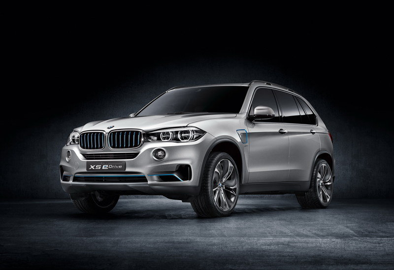 2014 BMW Concept X5 eDrive High Resolution Exterior Wallpaper quality - image 547742