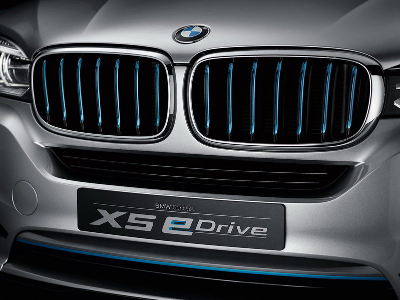 2014 BMW Concept X5 eDrive High Resolution Exterior - image 547746