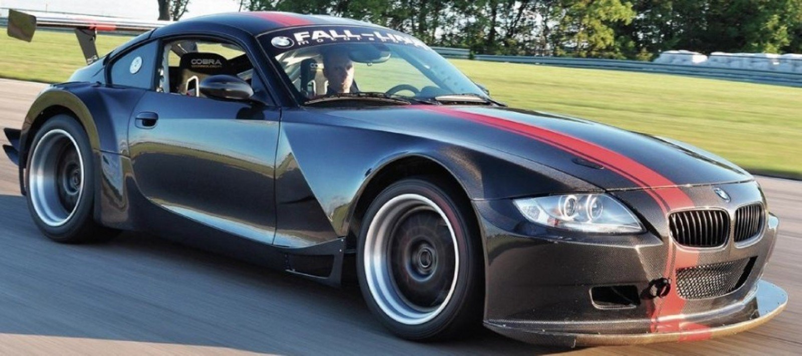 2007 Bmw M Coupe With Full Carbon Fiber Body Kit For Sale