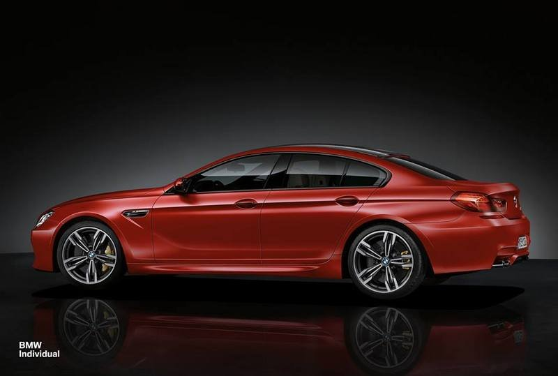 2014 BMW M6 Gran Coupe by BMW Individual