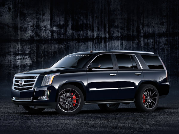 cadillac escalade hpe550 by hennessey - DOC550472