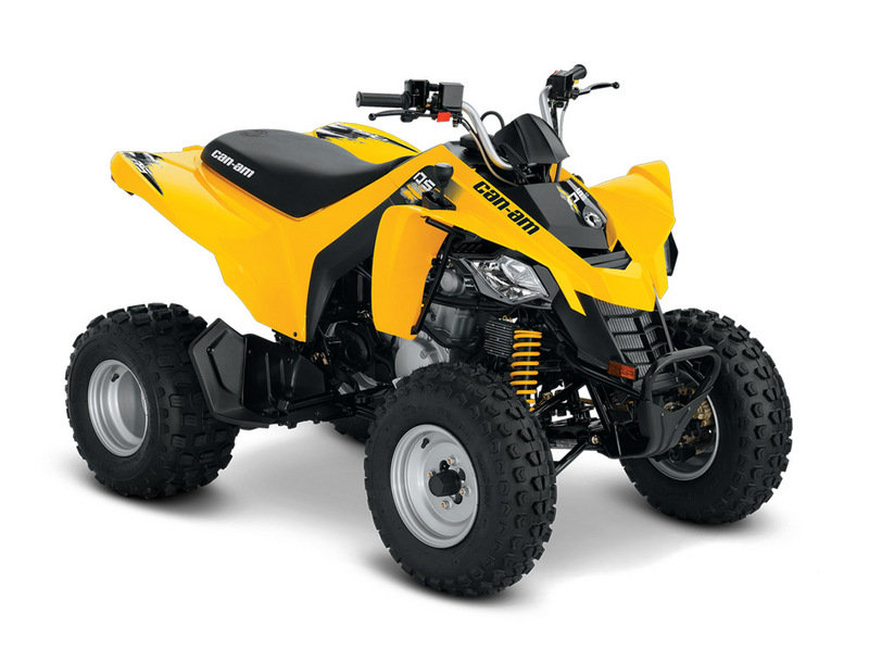 2014 Can-Am DS 250 High Resolution Exterior - image 550140