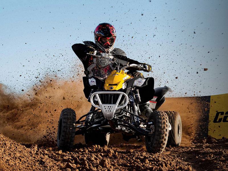 High Performance Tires >> 2014 Can-Am DS 450 X Mx | Top Speed