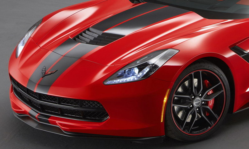 2015 Chevrolet Corvette Stingray Pacific Design Package