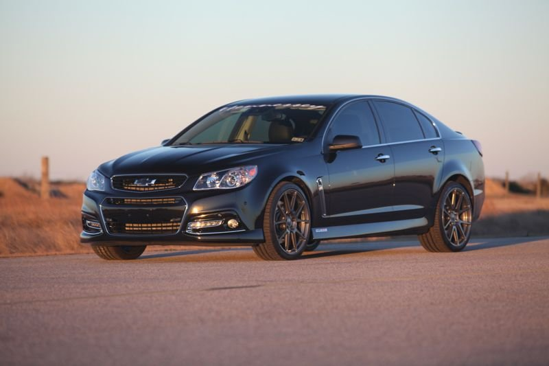 2015 Chevrolet SS HPE1000 By Hennessey