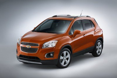 2015 Chevrolet Trax - image 549338