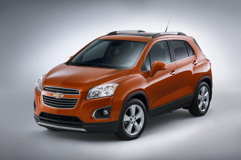 2015 Chevrolet Trax High Resolution Exterior - image 549338