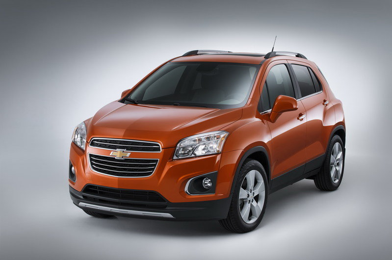2015 Chevrolet Trax High Resolution Exterior Wallpaper quality - image 549339