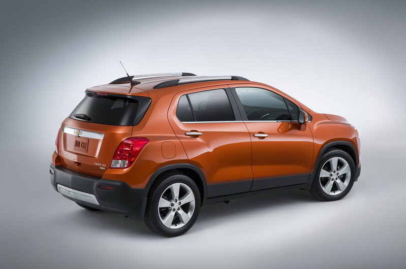 2015 Chevrolet Trax High Resolution Exterior - image 549340