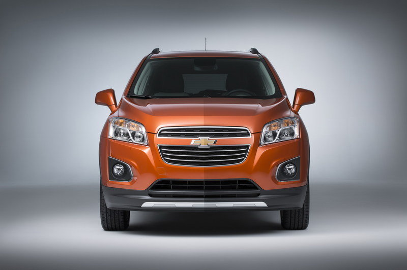 2015 Chevrolet Trax High Resolution Exterior - image 549341