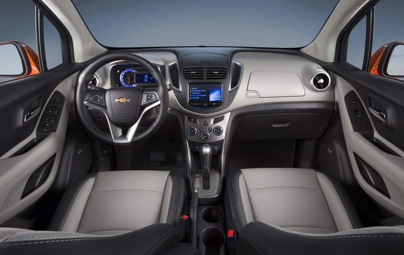 2015 Chevrolet Trax High Resolution Interior - image 549343