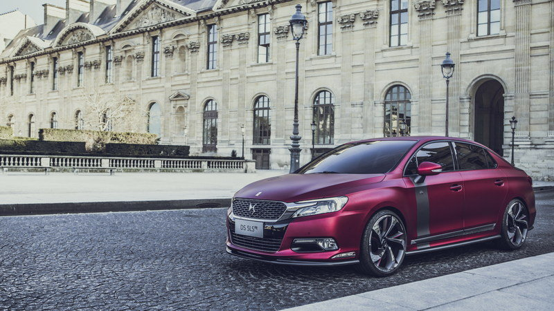 2014 Citroen DS 5LS R Concept High Resolution Exterior Wallpaper quality - image 547678