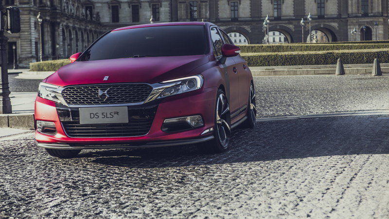 2014 Citroen DS 5LS R Concept High Resolution Exterior - image 547682