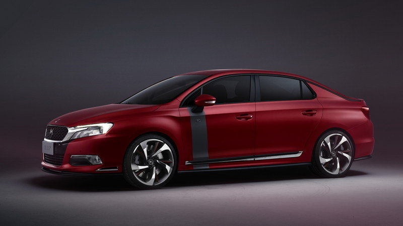 2014 Citroen DS 5LS R Concept High Resolution Exterior - image 547683