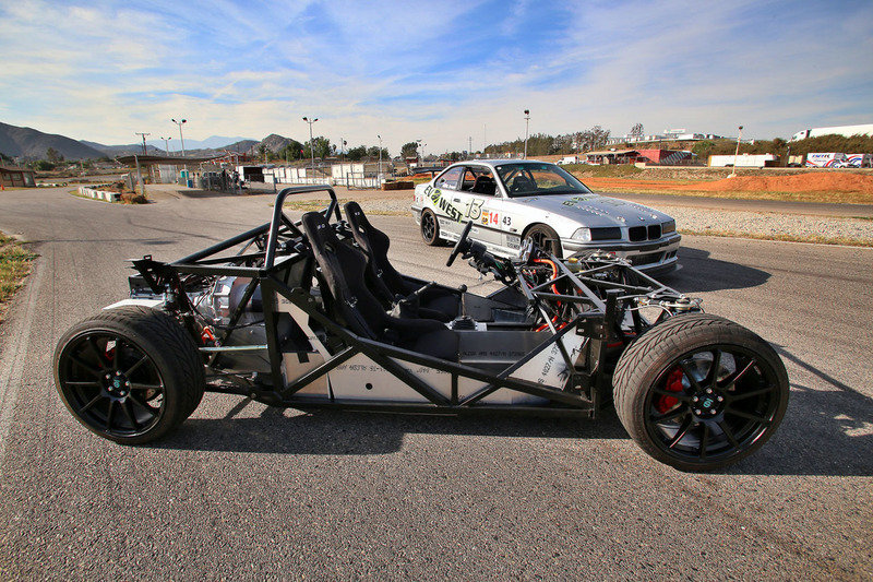 2015 Factory Five Racing 818 EV by 33 Machine and EV West
