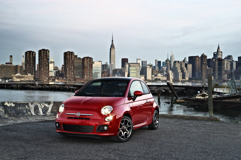 2015 Fiat 500 High Resolution Exterior Wallpaper quality - image 547927