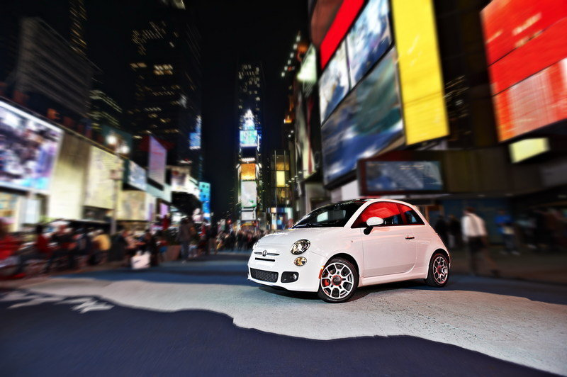2015 Fiat 500 High Resolution Exterior - image 547929