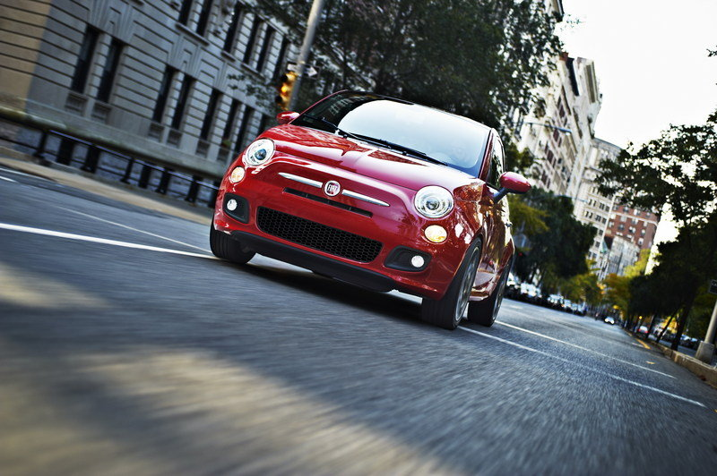 2015 Fiat 500 High Resolution Exterior - image 547930