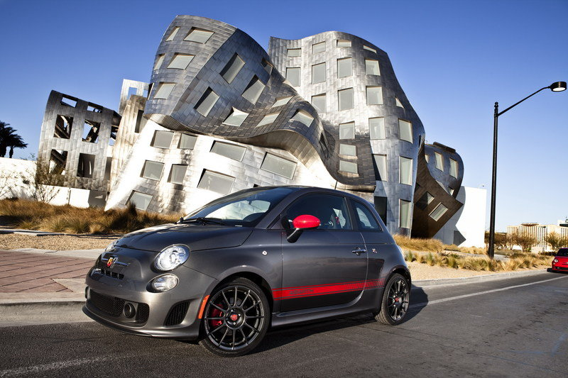 2015 Fiat 500 Abarth High Resolution Exterior - image 547911