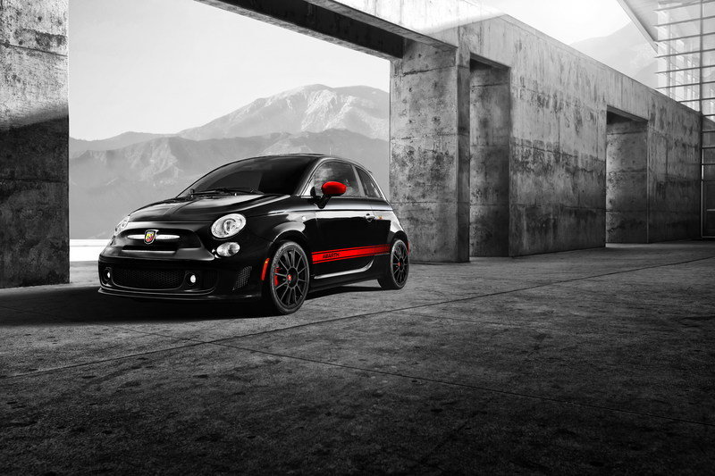 2015 Fiat 500 Abarth High Resolution Exterior Wallpaper quality - image 547908