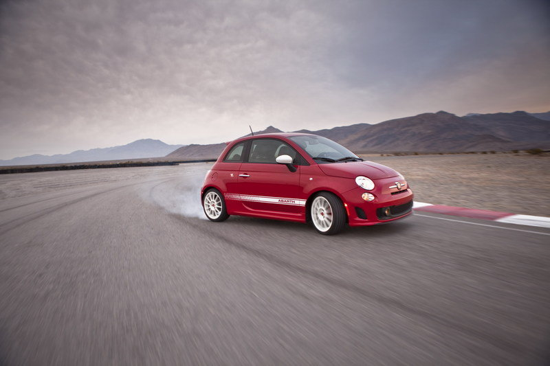 2015 Fiat 500 Abarth High Resolution Exterior - image 547900