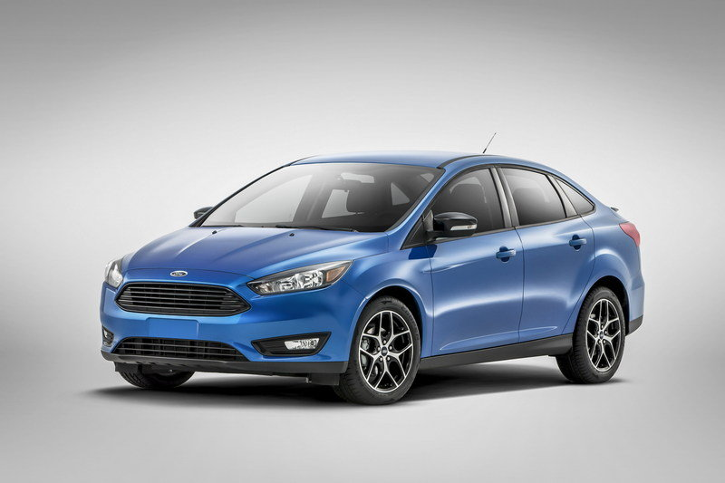 2015 Ford Focus Sedan High Resolution Exterior Wallpaper quality - image 548160