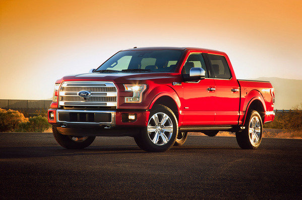 ford put the 2015 f-150 through torture tests - DOC550710