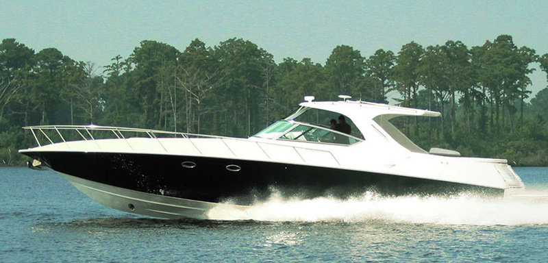 2014 Fountain 48 Express Cruiser