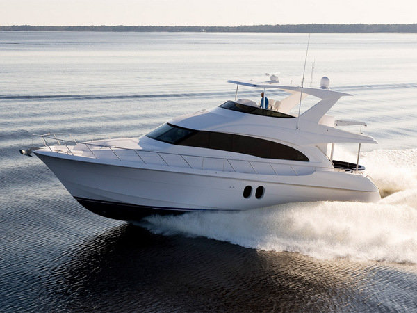 2014 Hatteras 60 Motor Yacht Picture 550571 Boat Review Top Speed