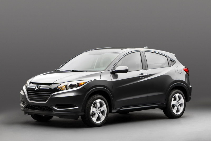 2016 - 2017 Honda HR-V High Resolution Exterior Wallpaper quality - image 549958