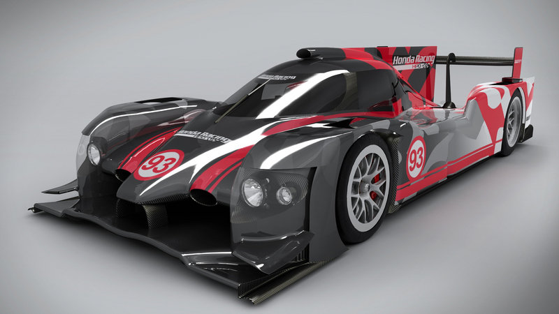 2014 Honda Performance Development ARX-04b LMP2 Coupe High Resolution Exterior - image 548646