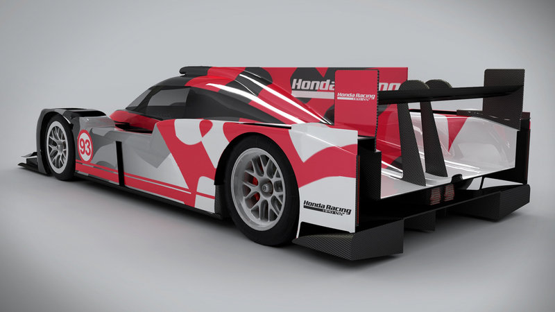 2014 Honda Performance Development ARX-04b LMP2 Coupe High Resolution Exterior - image 548645
