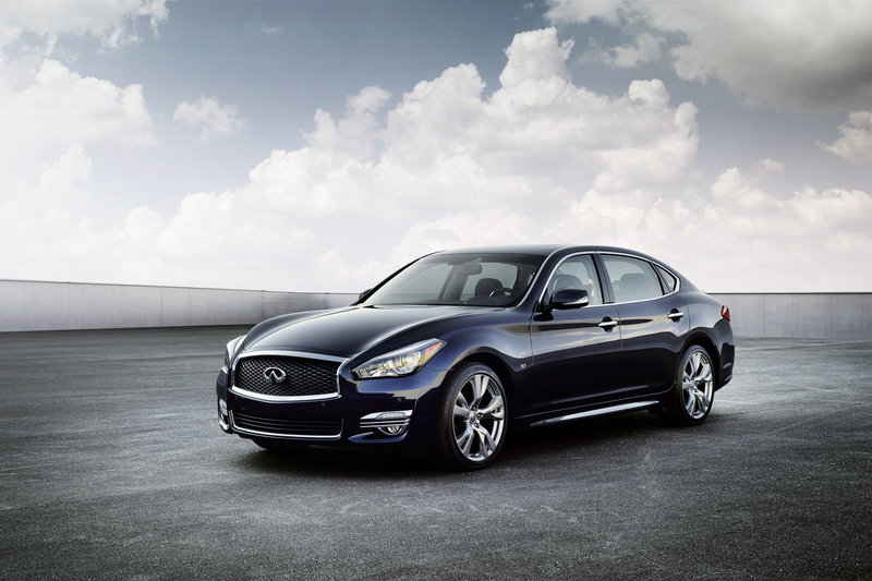 2015 - 2016 Infiniti Q70 High Resolution Exterior Wallpaper quality - image 548896