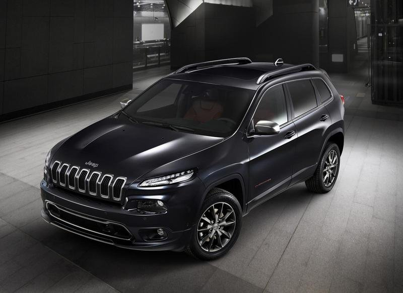 2014 Jeep Cherokee Urbane Concept High Resolution Exterior Wallpaper quality - image 550319