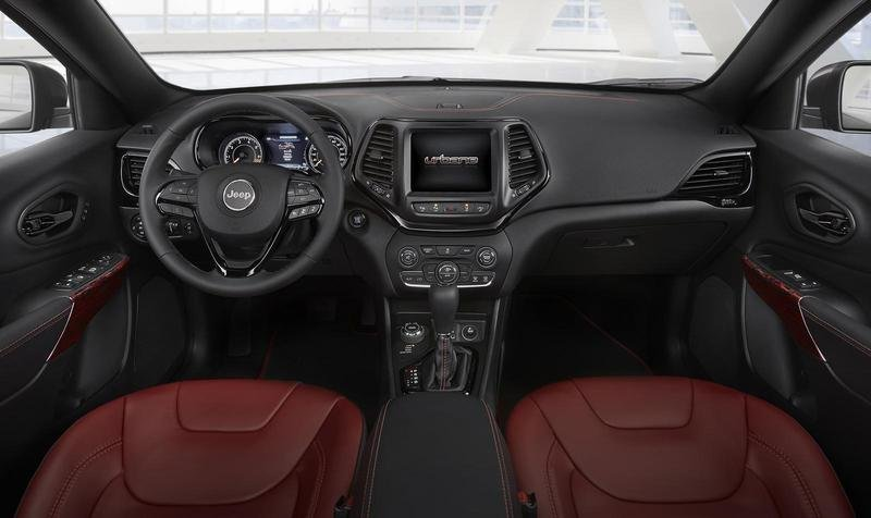 2014 Jeep Cherokee Urbane Concept High Resolution Interior - image 550322