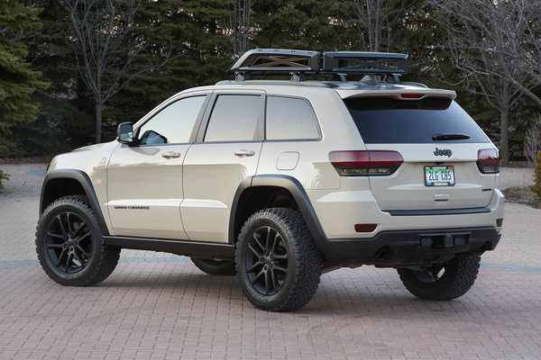 2014 Jeep Grand Cherokee Ecodiesel Trail Warrior Car
