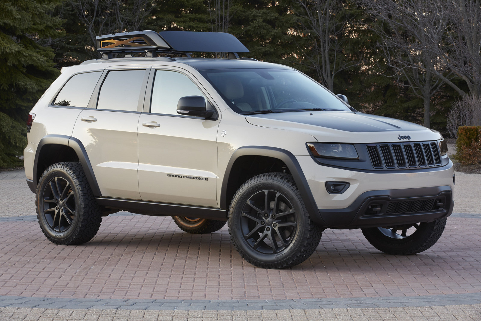 3rd Row Jeep Cherokee >> Grill Inserts 2014 Jeep Grand Cherokee Overland | Autos Post