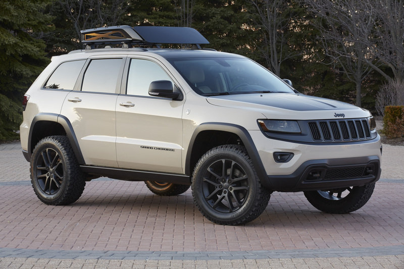 2014 Jeep Grand Cherokee EcoDiesel Trail Warrior