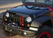 2014 Jeep Wrangler Level Red - image 548470