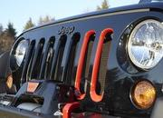2014 Jeep Wrangler Level Red - image 548471