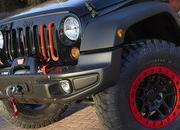 2014 Jeep Wrangler Level Red - image 548472
