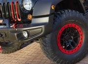 2014 Jeep Wrangler Level Red - image 548473