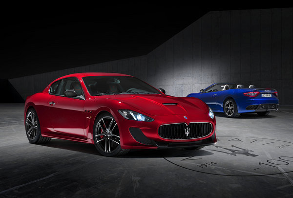 2015 maserati granturismo mc centennial edition coupe and convertible review top speed