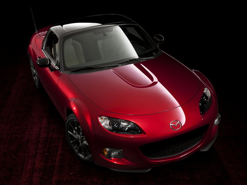 Mazda MX-5 Miata 25th Anniversary Edition Sold Out in 10 Minutes