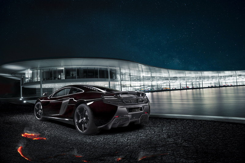 2015 McLaren MSO 650S Coupe Concept High Resolution Exterior Wallpaper quality - image 550809