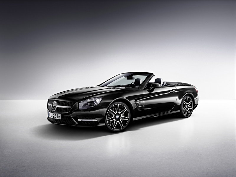2014 Mercedes-Benz SL400 High Resolution Exterior Wallpaper quality - image 547839