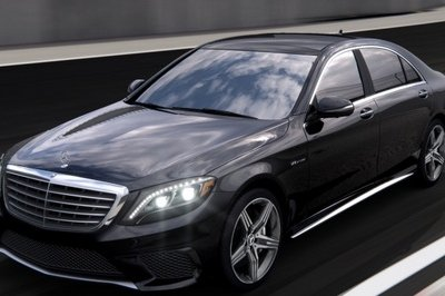 2014 Mercedes S63 AMG Configurator Launched Exterior - image 548200