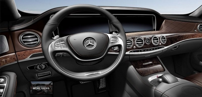 2014 Mercedes S63 AMG Configurator Launched Interior - image 548203